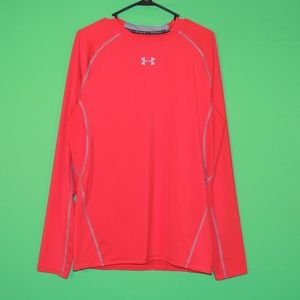 Under Armour Mens 2XL Compression Long Slv Shirt